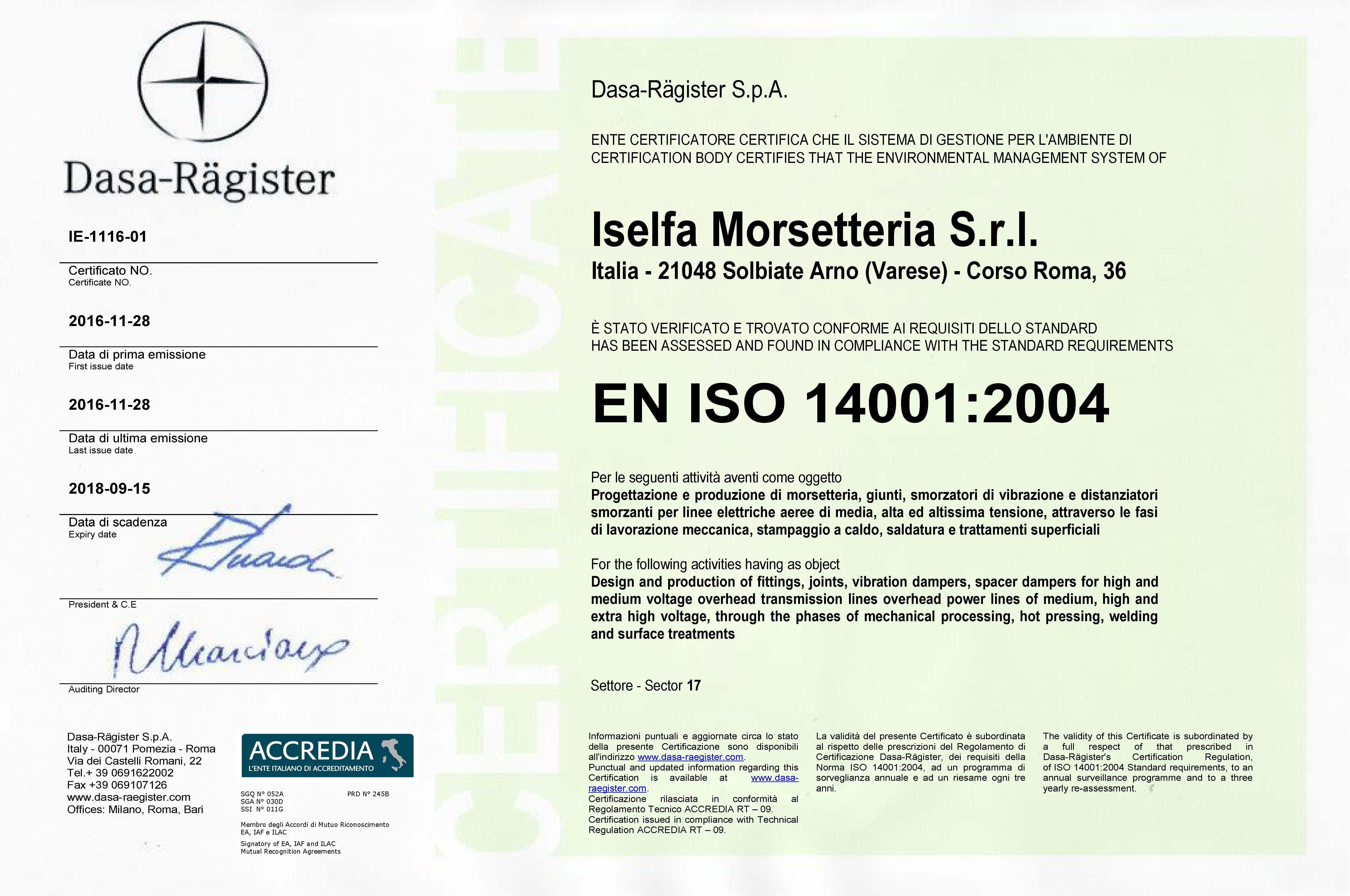 certificato_ISO_14001_2016